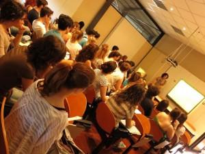 ragazzi progetto cultura imprenditoriale Bologna 2014