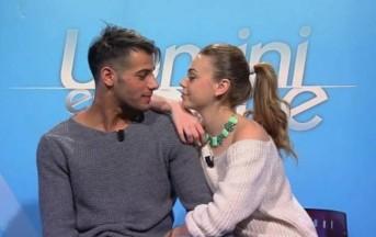 Uomini e Donne e poi: Aldo e Alessia in viaggio a Catania, sul traghetto meglio di Di Caprio