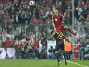 Arjen Robben facebook2