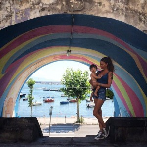 Belen e Santiago vacanze Torre Annunziata