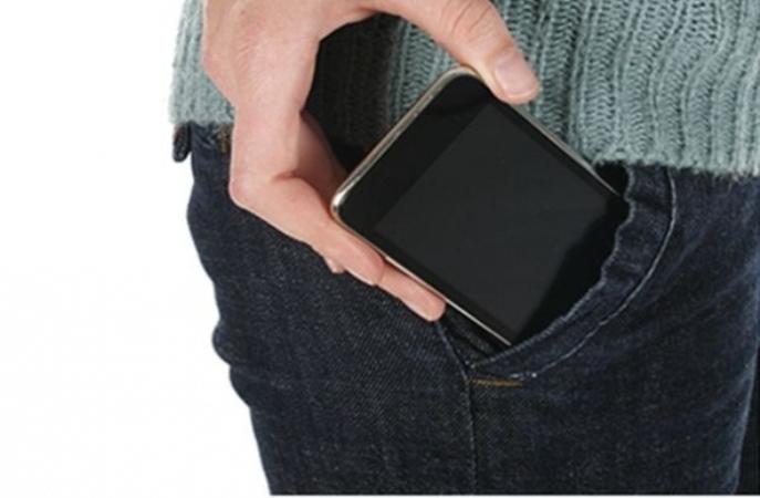Cellulare in tasca infertilità