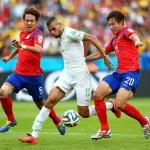 Corea del Sud Algeria Mondiali