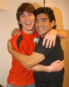 Diego Armando Maradona facebook2