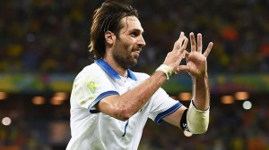 FIFA World Cup Georgios Samaras