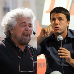 Movimento 5 Stelle Matteo Renzi