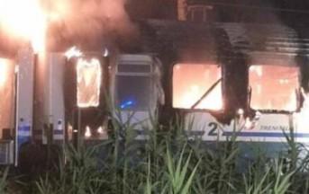 Brucia vagone Intercity Napoli – Sestri Levante: paura per 120 passeggeri
