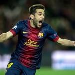 Jordi Alba Ramos FC Barcelona facebook