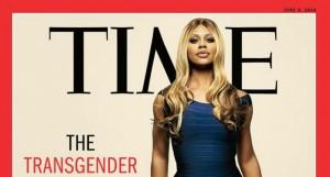 Laverne Cox copertina Time