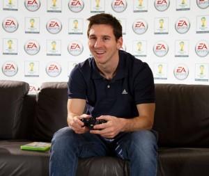 Leo Messi facebook