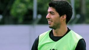 Luis  Suarez LIverpool FC No.7 facebook2