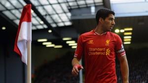 Luis Suarez  Liverpool FC No 7 facebook3