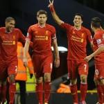 Luis Suarez Liverpool FC No.7 facebook