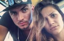 Marco Fantini e Beatrice Valli selfie