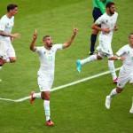 Algeria mondiali