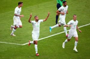 Algeria ramadan Germania ottavi di finale