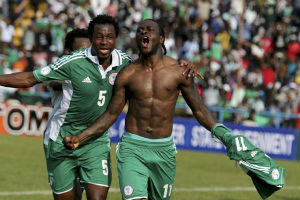 Mondiale Nigeria