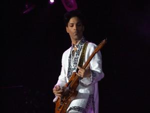 Prince a Coachella