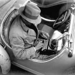 Un reporter (autore sconosciuto)