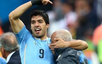 Mondiali 2014: per Walter Ferreira è più importante curare Suarez che il proprio cancro
