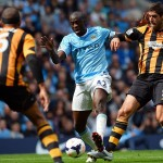 Yaya Toure is a Manchester City Legend