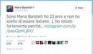 balotelli mario instagram twitter