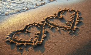 flirt in spiaggia