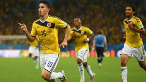 james rodriguez colombia ai quarti