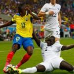 mondiali brasile 2014 ecuador francia