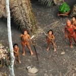nuova tribù scoperta in Amazzonia