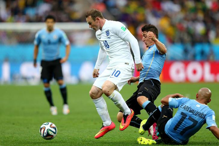 Rooney ubriaco Inghilterra