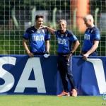 italia allenamento nazionale