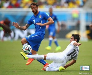 italia uruguay mondiali brasile 2014