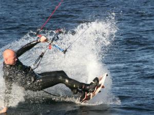 Classifica top sport estivi: kite surf