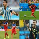 mondiali brasile 2014 ottavi di finale