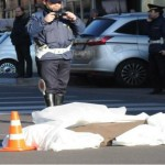 bambini uccisi sulla strada