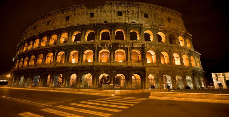 visitare roma con dieci euro