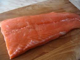 salmone in crosta csaba