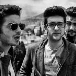 trio Il Volo shooting