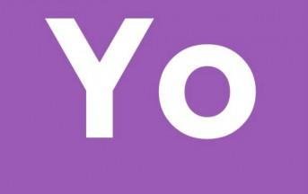 """Yo app, un milione di dollari per dire """"Yo"""" e fare marketing"""