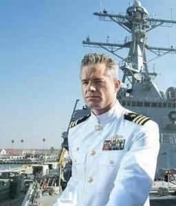 Eric Dane comandante The Last ship