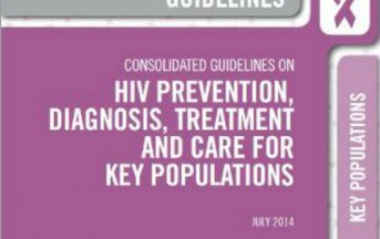 OMS: HIV,farmaci retrovirali necessari per i maschi omosessuali
