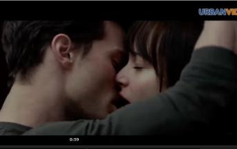 Cinquanta sfumature di grigio: primo trailer italiano del film (video)