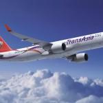Schianto aereo a Taiwan