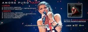 Amoroso in concerto su canale5
