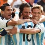 Mondiale Brasile 2014 Argentina Higuain