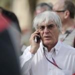 Bernie Ecclestone Formula 1 Ferrari Mercedes