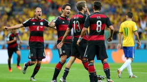 Mondiale Brasile 2014 Germania