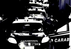 Carabinieri operazione animafia Apocalisse