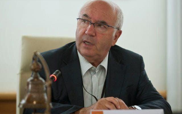 Tavecchio candidato FIGC