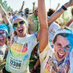 color run evento sportivo Rimini estate 2014